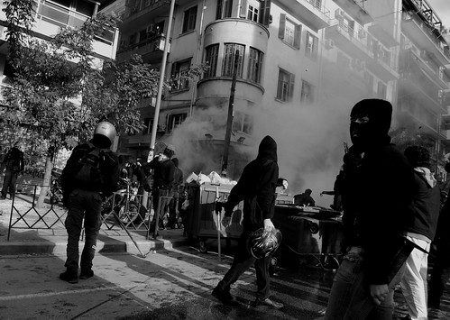 Day of Rage - Greek riots: Day 2