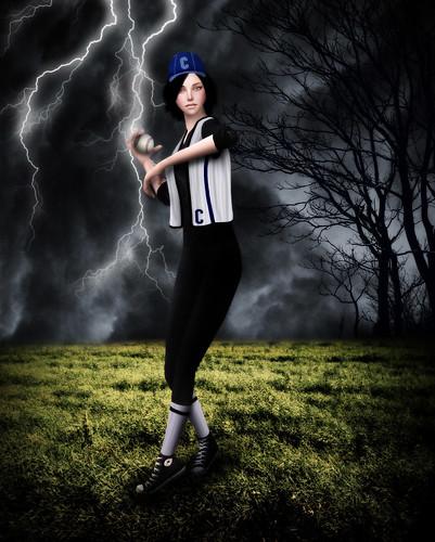 Vampire Baseball League by Martina Cullen.