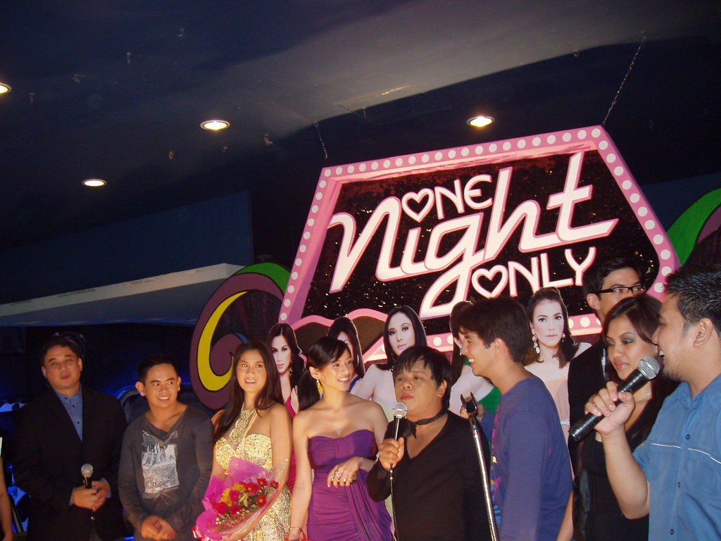 One Night Only Premiere