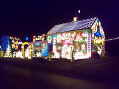 christmas lights mailed offaly ferbane