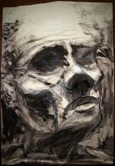 old man sketch (-Antoine-) Tags: 2001 old man face ink watercolor sketch 2000 drawing dessin watercolour vieux homme visage encre esquisse vieil vieillard vieuxii0002 ©antoinerouleau