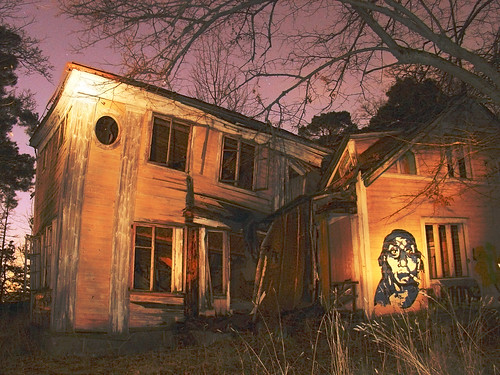 Collapsing Villa