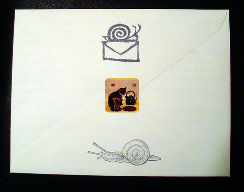 Outgoing 30 Dec snailies, back