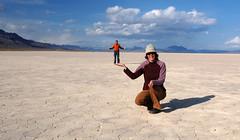 Alvord Fun (Michael Bollino) Tags: oregon fun desert perspective dry alvorddesert alvord