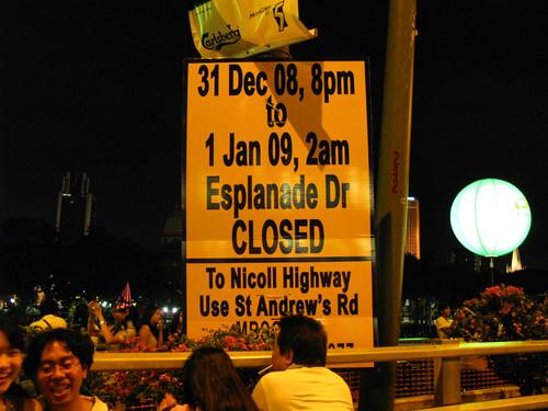 Esplanade Drive