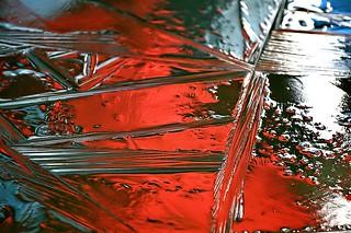 Ice reflection 1