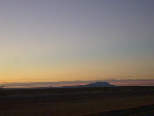 Sunrise in NM 3
