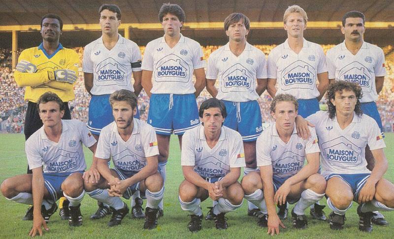 marseille 1986-87