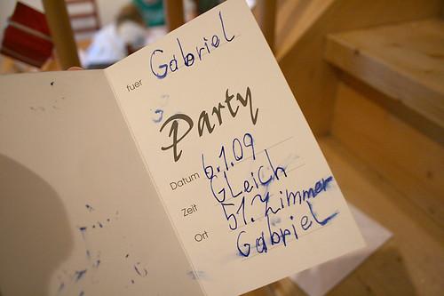 partytime - die  einladung01