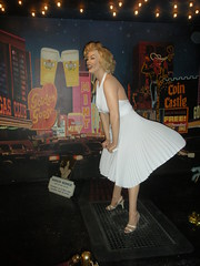Marilyn Monroe in the Sex Museum