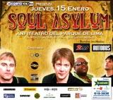 Soul Asylum en Lima Peru Concierto Precios Entradas