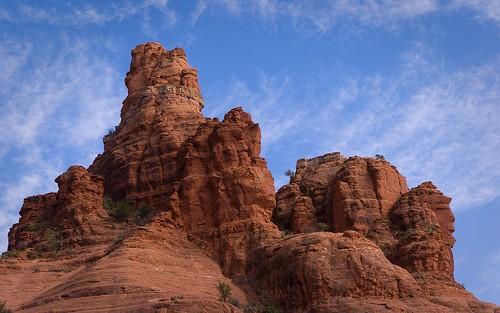 [フリー画像] 自然・風景, 山, 岩山, アメリカ合衆国, アリゾナ州, 201004032300