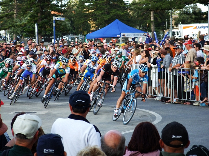 2008 Tour Down Under Chase Group