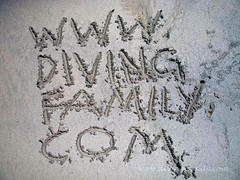 panama 2008/09 (zwergenprinzessin) Tags: ocean travel beach digital sand holidays diving panama 2009 seasea santacatalina wwwdivingfamilycom 2009january ilgesasa