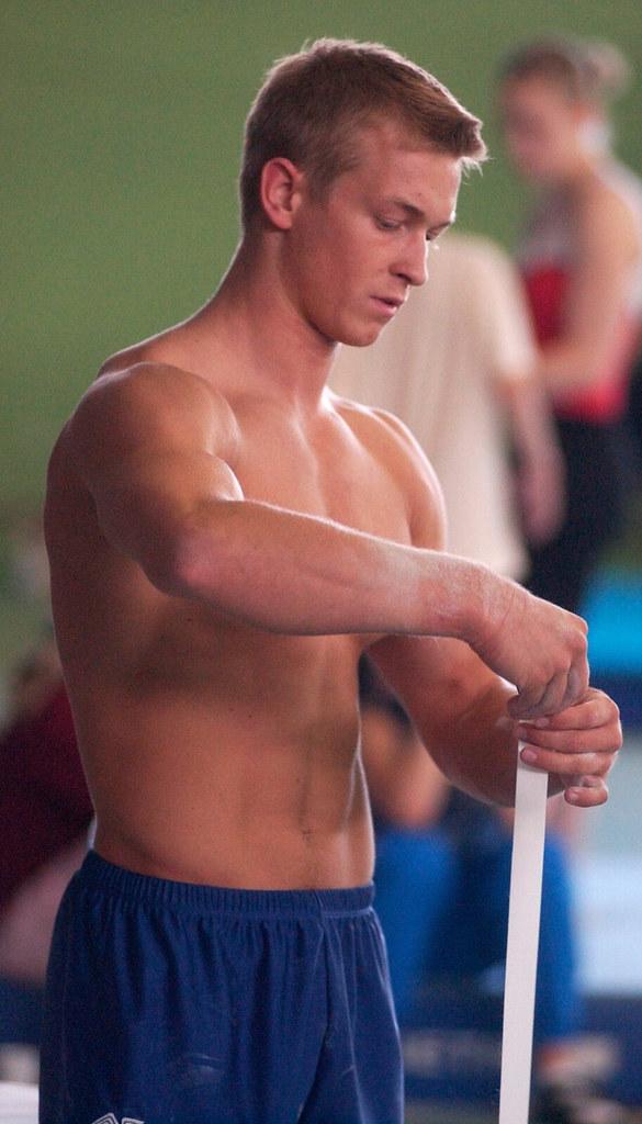 Martin Konecny shirtless