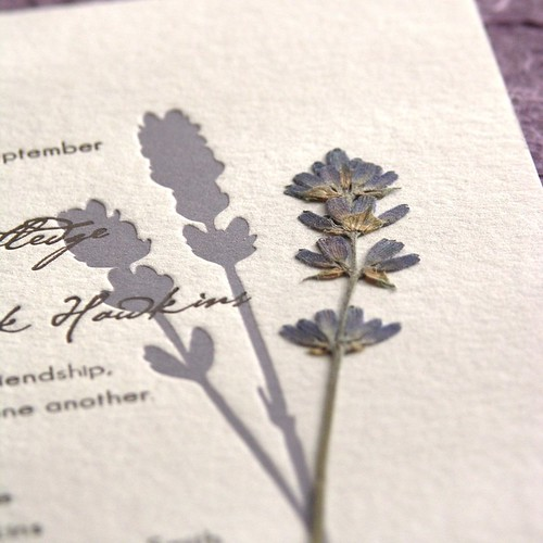 English Lavender Wedding Invitations-2