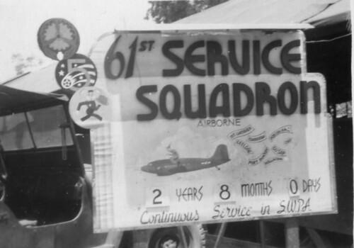 61st Service Squadron Airborne