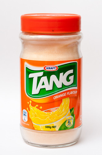 tang orange juice