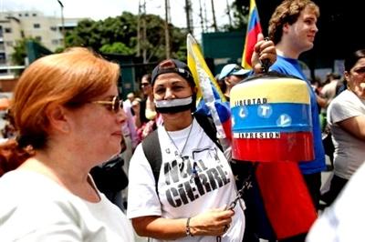 El ídolo caribeño de ZP y de Público liquida la libertad de expresión en Venezuela 3779411633_d0dcd59a95_o
