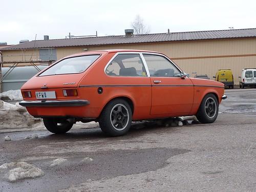 opel kadett city. Opel Kadett City 093258 1978