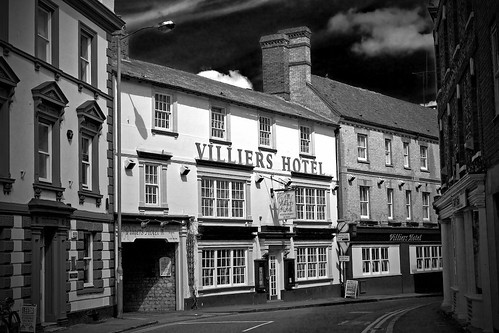Villiers Hotel, Buckingham