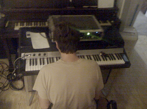 michael recording keys