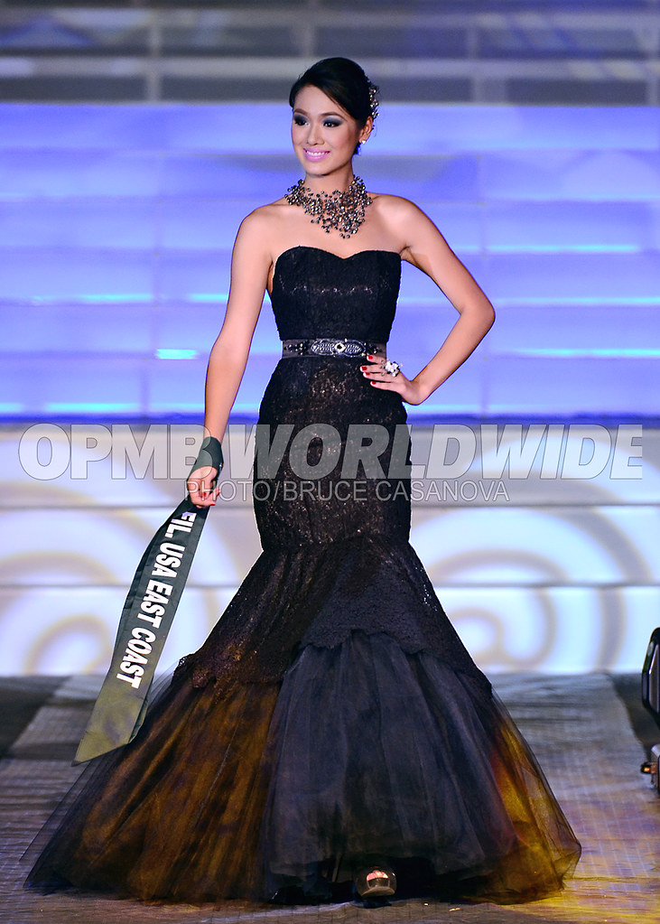 Miss Philippines-Earth 2011 Evening Gown Competition