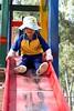 (Petarine) Tags: latinamerica southamerica girl playground child bolivia slide cochabamba bolivianchild boliviangirl indigenouschild indigenousgirl