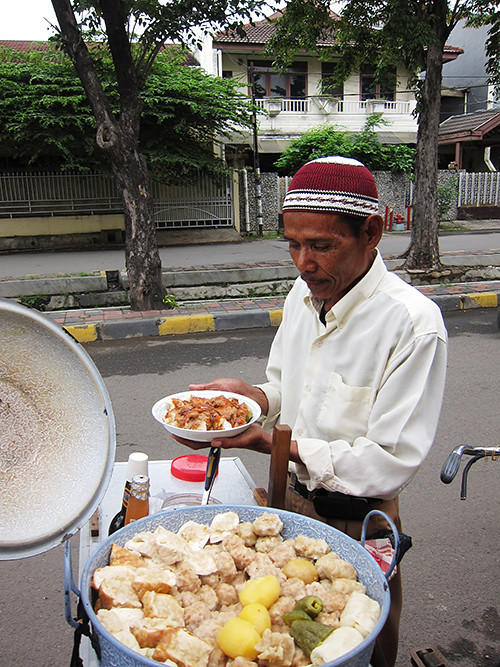 Siomay- Indonesian Dumplings