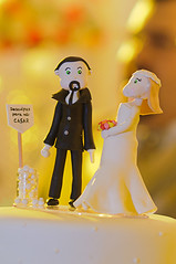 noivinhos (fanafanii) Tags: nikon 85mm biscuit evento casamento festa noivos d90 encomenda topodebolo