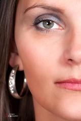 Nathalie M - Close up (Didier-Lg) Tags: portrait woman sexy girl beauty face fashion closeup canon glamour eyes retrato charm nathalie ritratto visage grade8 visagefminin