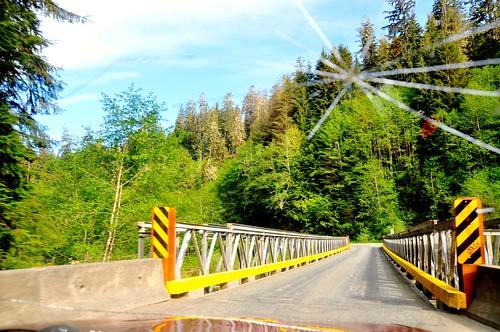 Over Bridges