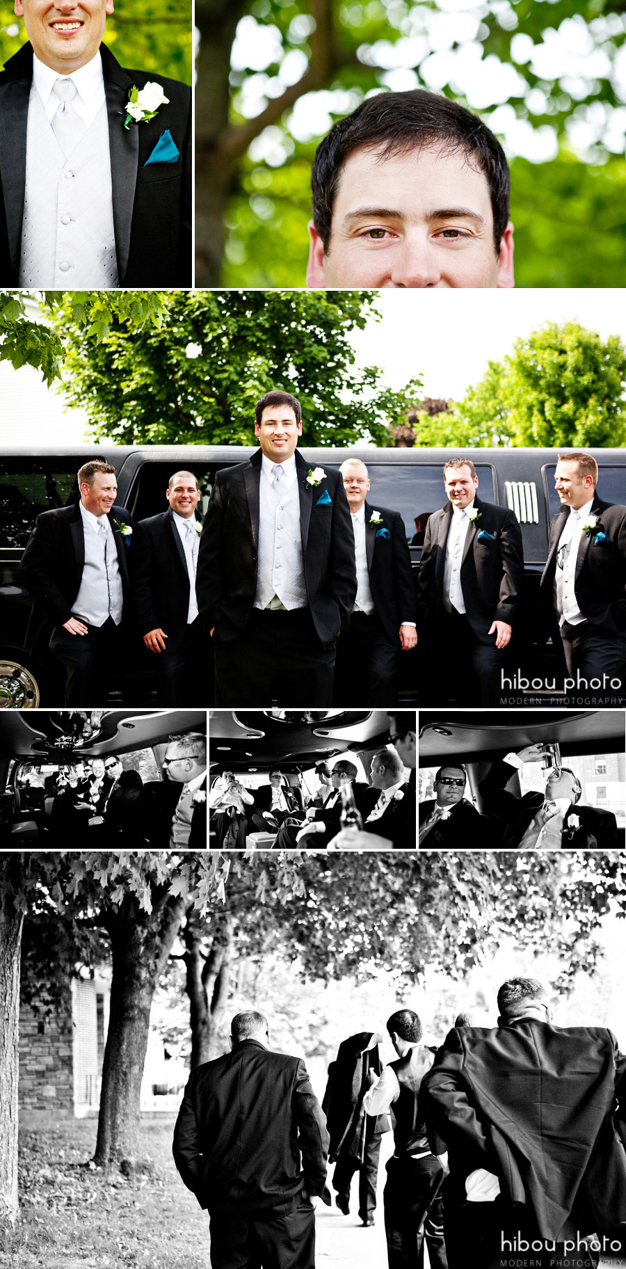 Fredericton wedding and portrait photographer hibou photo