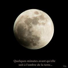 Pleine Lune (-VéRo-) Tags: moon lune eclipse quebec fullmoon québec cosmos pleinelune éclipse systèmesolaire photoquebec lysdor