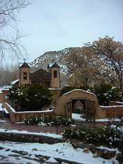 Santuario De Chimayo (luv to travel) Tags: newmexico santuariodechimayo