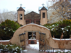 Santuario De Chimayo, New Mexico (luv to travel) Tags: newmexico santuariodechimayo