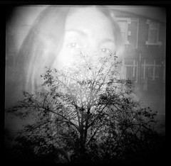 2-BW-HOLGA5-12-06 Myself as treebeard!