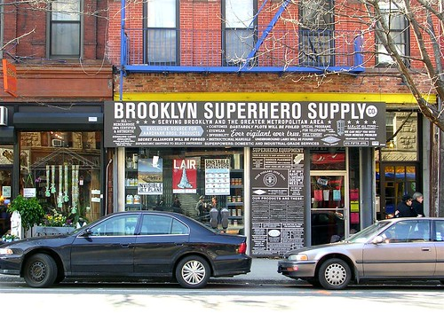 Brooklyn Superhero Supply on Flickr
