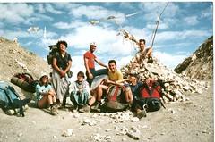 Ladakh 1988 (Rachel and Hugh) Tags: expedition rachel faces western growing himalaya ladakh bses