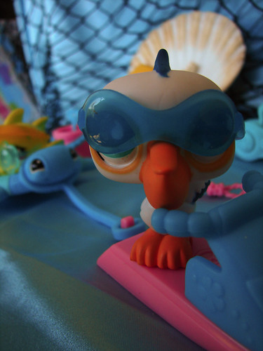 LPS Seaside Celebratioian by A Tribute 2 Toys.