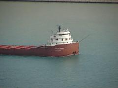 S/S Kaye E. Barker 4-17-08 (Wordy Nerdy) Tags: boat ship detroit vessel greatlakes steamship aaa detroitriver laker interlake freighter kayeebarker lakesshipping edwardbgreene bensonford
