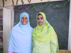 STEPS 2 - Female Egyptian teacher (Agriteam Canada) Tags: people education women classroom egypt teachers educationreform steps2 agriteamprojects femaleteachers