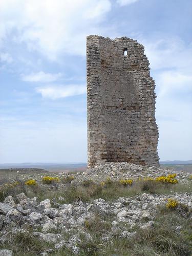 Atalaya de la Ojaraca- mayo 2008