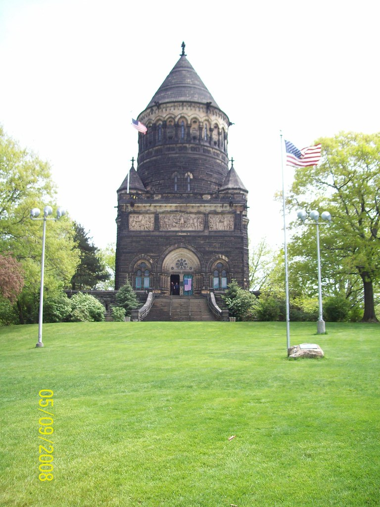 James A. Garfield Presidental Memorial