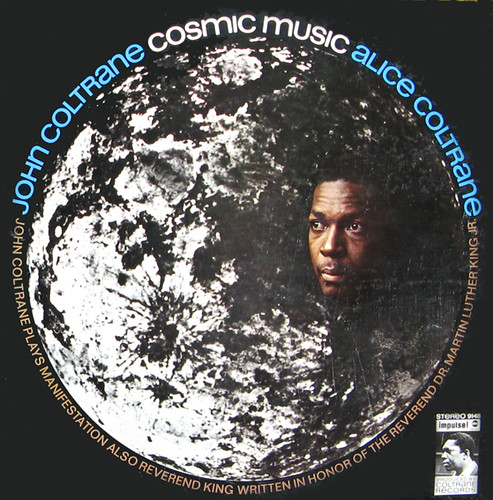Coltrane: Cosmic Music
