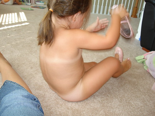 little naked girls