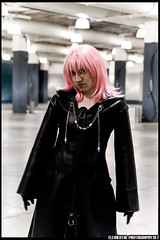 Organization XIII cosplay - Kingdom Hearts reCoM - Marluxia