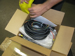 Wiring harness.