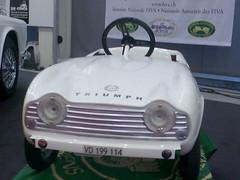 triumph (jacoibo5731 MOPAR Renault Maman est morte) Tags: triumph juguete targa nokia6288