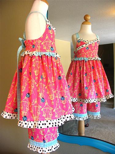 Ladybug dress